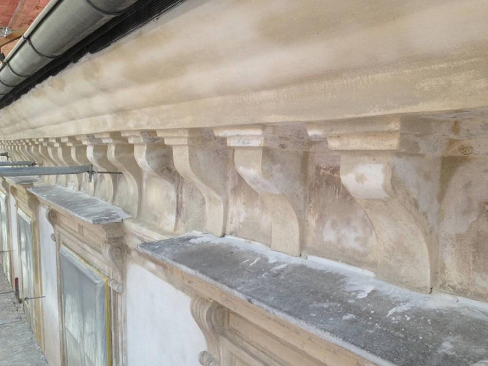 Gut gemocht Fassade Kalk BU37